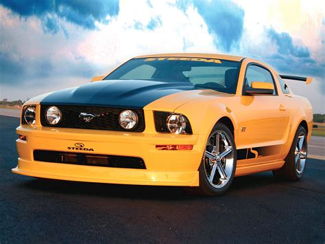 2000 steeda mustang 2005 steeda mustang concept q supercars net