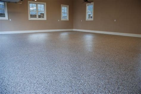 several types of concrete floor paint paint