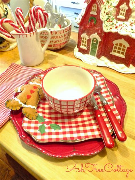 ash tree cottage christmas cookie baking lunch