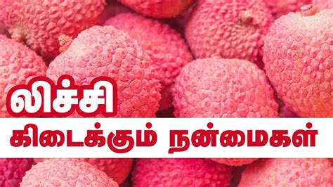 vitamin e vegetables list in tamil ல ச ச பழத த ன ல நன ம கள health benefits of lychee