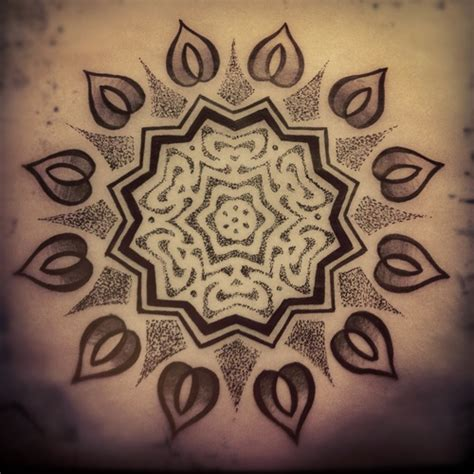 sun mandala tattoo mandala images designs