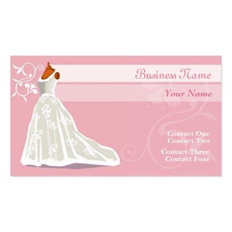 Zazzle Gift Card - wedding gown business cards zazzle