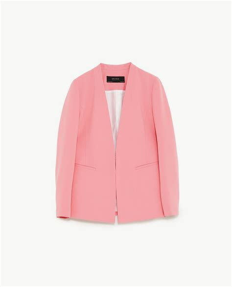 Blazer Anak gayanya anak millennial blazer warna pink yang on point