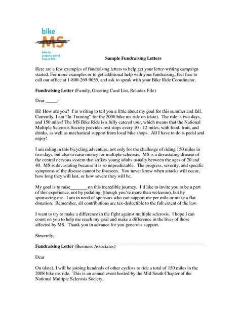 charity raffle letter template best photos of fundraising letter template fundraising
