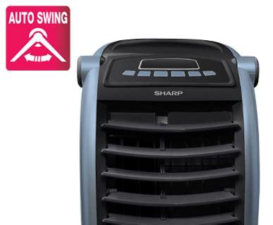 Sharp Air Cooler White Pj A36ty W sejukan ruangan anda dengan air cooler pj a36ty b w dari