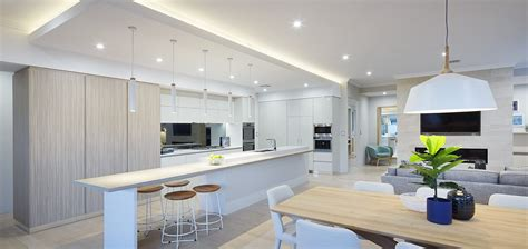 Marshalls Kitchen by The Marshall Redink Homes