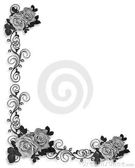 imagenes en negro y rosa rosas en blanco y negro imagenes de archivo imagen 4185424