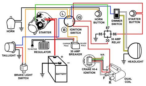 harley davidson shovelhead wiring diagram electrical
