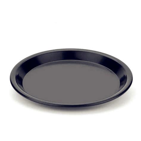 membuat pizza dengan baking pan 9 inch nonstick thicked pizza pan steel cake mold baking
