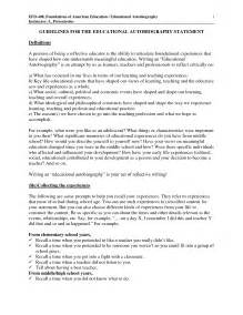 resume for student teachers exles of autobiographies best photos of educational biography sle college sle autobiography essays exles