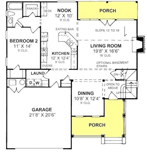 Floor Plans 4 Bedroom 3 Bath 655822 beautiful farmhouse with large walk in pantry