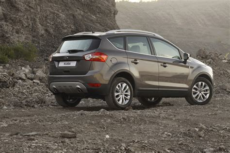 Small Ford Suv by Ford Kuga New Compact Suv Launched Photos 1 Of 5