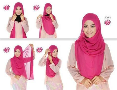 tutorial pashmina cover chest 1000 images about hijab tutorial on pinterest simple