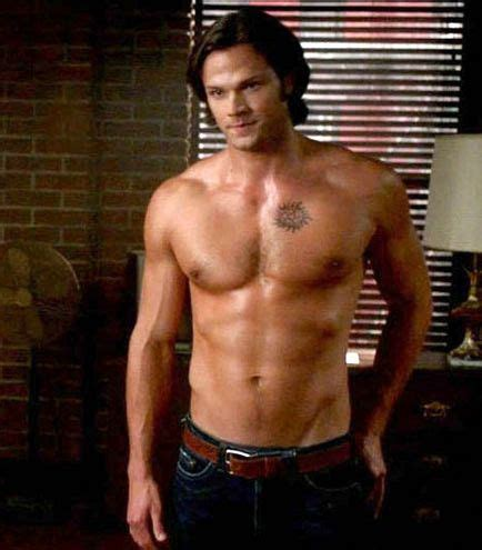 jared padalecki shirtless | tumblr | supernatural