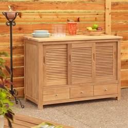mobili per esterni in legno armadi da esterno armadi di servizio