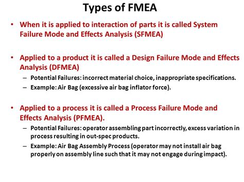 design failure mode effect analysis fmea bmfb 4283 ndt failure analysis ppt video online download