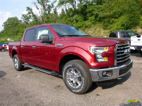 ruby ford f150 2015 ruby metallic ford f150 xlt supercrew 4x4