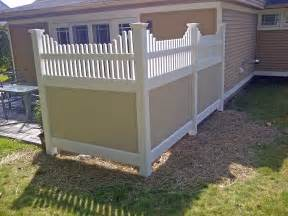 Fence For Patio by Pics Photos Privacy Fence Ideas Patio