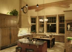 Double Kitchen Island Designs double island kitchen