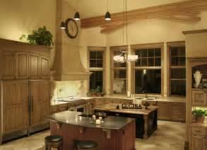 Double island kitchen contemporary kitchen