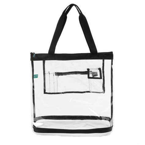 wholesale clear plastic tote bags clear handbags for work
