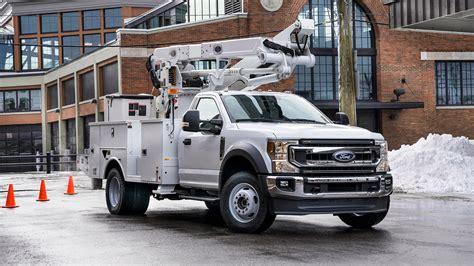 ford v10 2020 2020 ford f 600 ultra capable work truck bridges gap