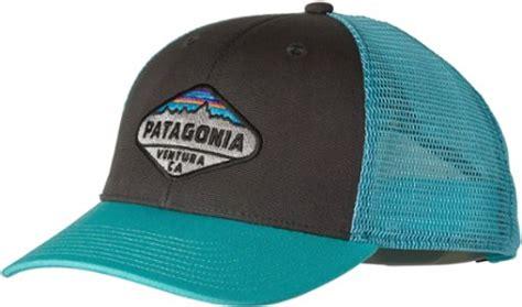 patagonia fitz roy crest lopro trucker hat rei