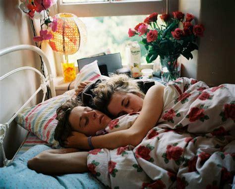 boy and girl love in bedroom bed bedroom beds boy boyfriend image 412694 on