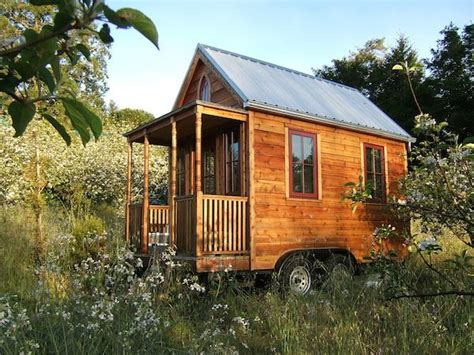 micro cabins for sale one of jay shafer s original tumbleweed tiny houses for