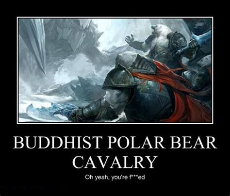 Cav Scout Meme - guild wars 2 motivational posters memes