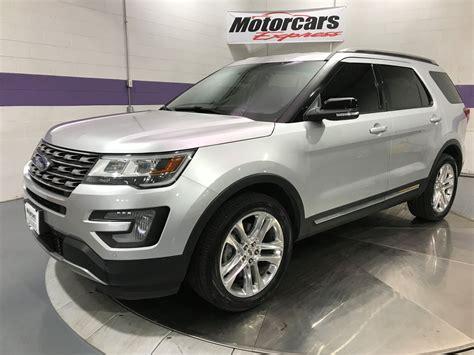 2016 ford explorer awd 2016 ford explorer xlt awd stock 24587 for sale near