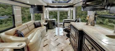 motor home interiors luxury motor homes house decor ideas