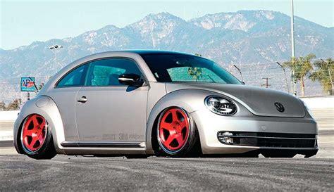 stanced volkswagen beetle cars  love
