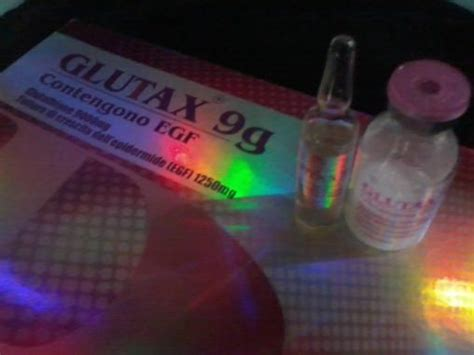 Glutax 35gs Nano Pro Vgp glutax 9g contengono egf glutathione whitening by