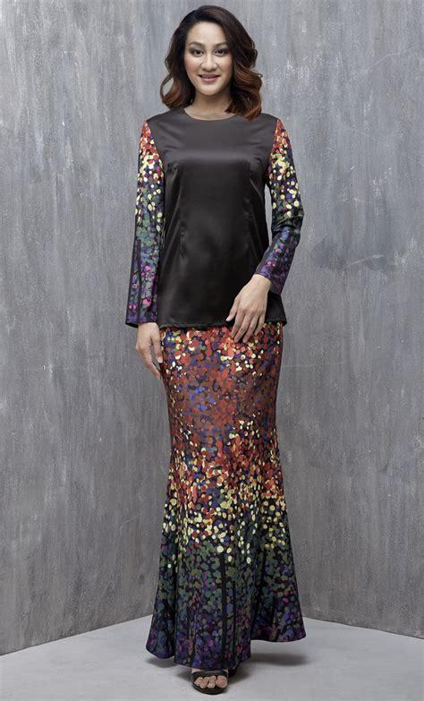 Baju Kurung Chiffon Plain 92 best images about baju raya 2016 buy baju kurung moden emel by melinda looi x clpts