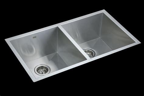 Handmade Sink - 820x457mm handmade stainless steel undermount topmount