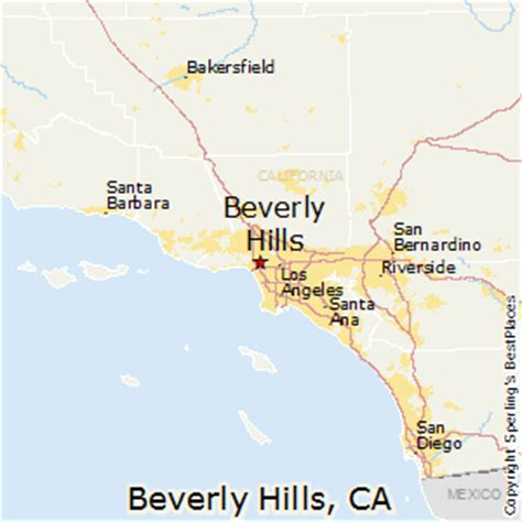 california map beverly best places to live in beverly california