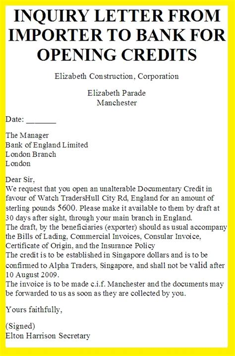Credit Inquiry Letter Definition letter of explanation for credit inquiries 13 sle of