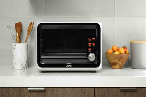 smart countertop this smart countertop oven is the best new thing in