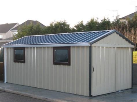 Metel Sheds by Steel Sheds Insulated Steel Sheds Steel Garden Sheds Sheds Steeltech Sheds