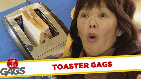 best of just for laughs toaster pranks best of just for laughs gags just for