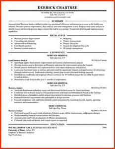 business analyst resume summary business analyst resume executive summary 46 best business analyst resume samples for job seekers