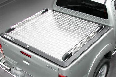 How To Install Hilux Tonneau Cover Load Bed Cover Toyota Hilux Accessories