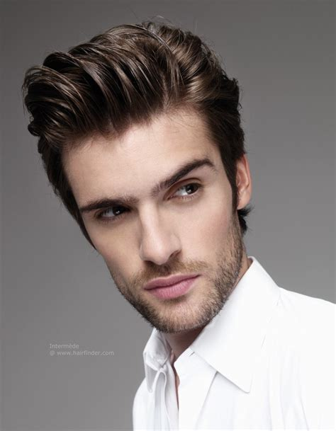 haircut size 5 modern man s haircut with elongated upper portions
