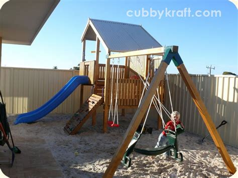 perth swing turbo swing gym playhouse outdoor playground equipment
