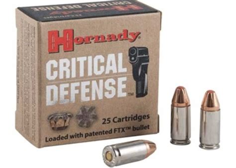here are 5 of the best 9mm self defense ammo picks guns