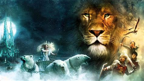 aslan the from narnia narnia aslan wallpaper 68 images
