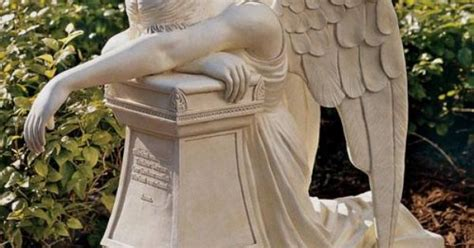angel of grief angels pinterest grieving angel memorial statue kristas korner