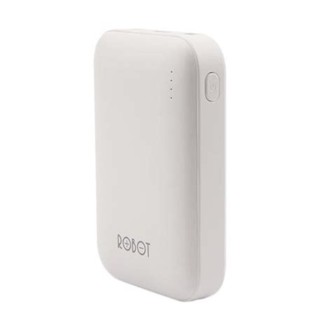 Power Bank Robot Smart Power jor joran harga 132 000 gt gt robot rt7200 powerbank putih