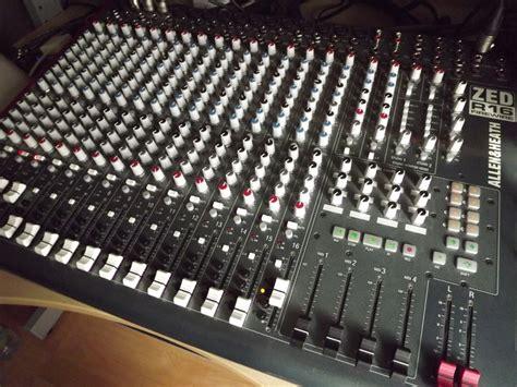 Mixer Allen Heath Zed R16 allen heath zed r16 image 599569 audiofanzine